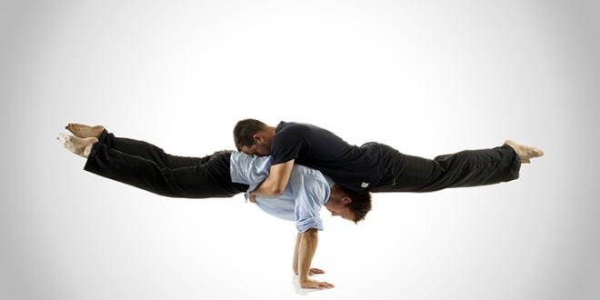 Akro joga, akro balans i akro ples u našem klubu