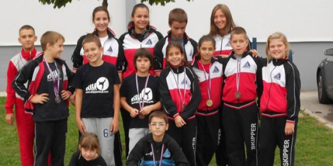 10 medalja iz Kranja