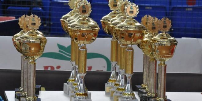 3 zlatne, 1 srebrna i 4 bronzane medalje iz Mladenovca