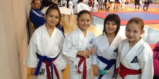 Nastup mlađih takmičara na turniru u Sopotu