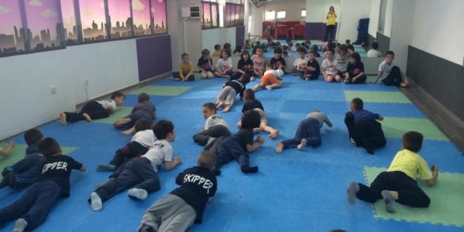 Naši najmlađi takmičari nastupaju na turniru Dušan Rakić Brajan