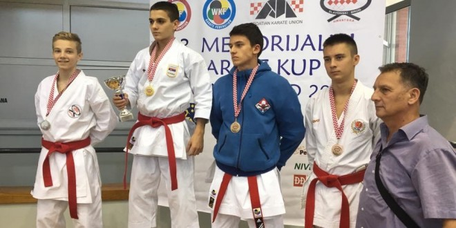 4 medalje u Slavonskom Brodu