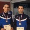 Urošu zlato, Veljku srebro na prvenstvu Beograda