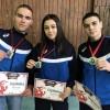 Tri medalje na turniru u Aranđelovcu