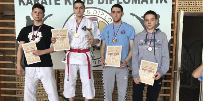 Na turniru u Sopotu 6 zlatnih medalja