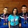 Iz Postojne 4 medalje