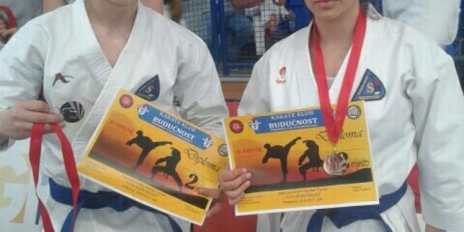 Na Trofeju Budućnosti 7 medalja