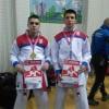 U Samoboru dve medalje.