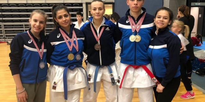6 medalja sa međunarodnog turnira u Osijeku