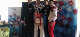 Kasporski bronzani u Rijeci na Croatia open 2019.